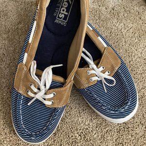 Size 8 Medium Shoes by Keds.  Ortholite,